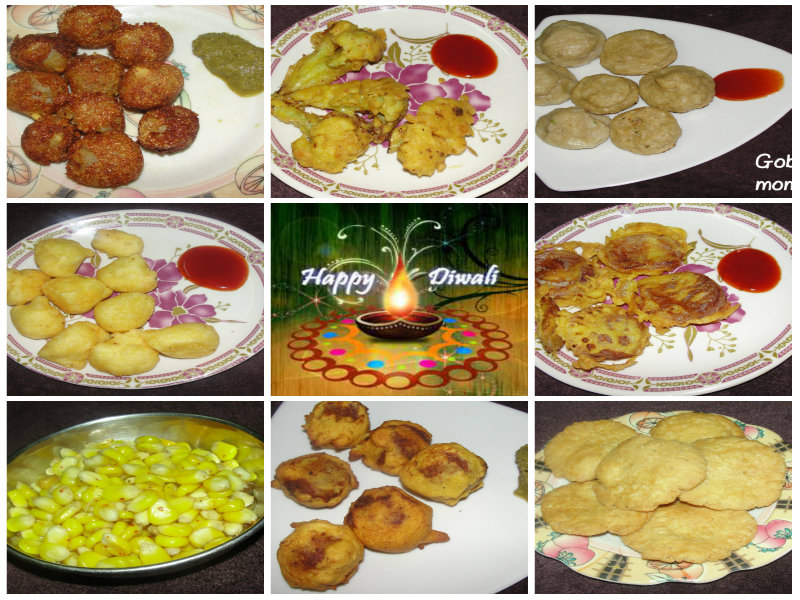 Top 9 Popular Diwali Snacks